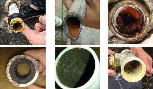 铁管、PVC水管的水垢怎样清除?水姿初水管清洗有效果吗?.jpg